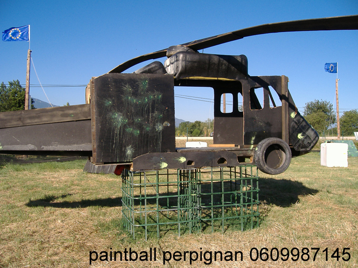 Paintball perpignan